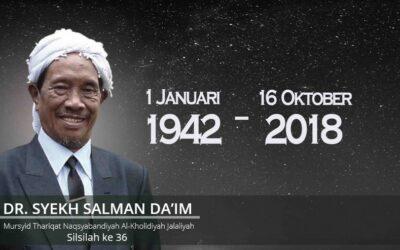 Manaqib Abuya Syekh Salman Daim